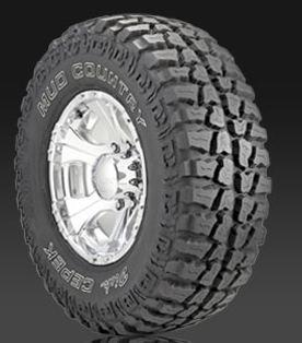 Mud Country Tires